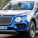 Bentley Bentayga GTC Speed