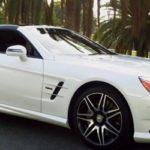 Mercedes Benz SL550