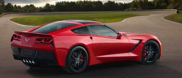 Corvette rental miami