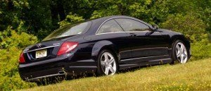 Mercedes Benz CL550