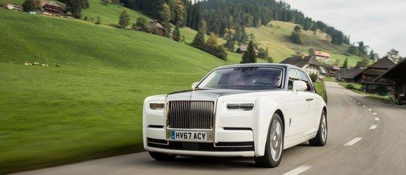 Rolls Royce Phantom Ghost