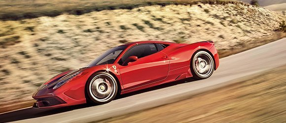 Ferrari Italia 458 rental miami