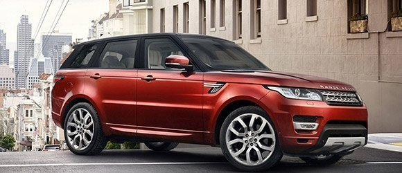 Range Rover Sport rental miami