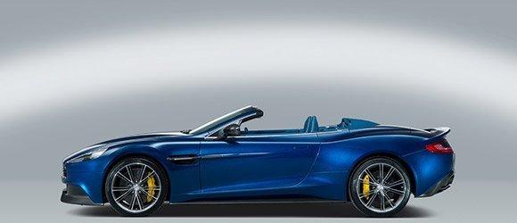 Aston Martin DB9 Volante rental miami