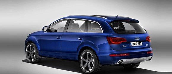 Audi Q7 rental miami