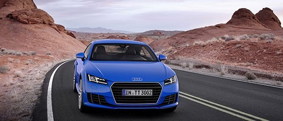 Audi TT rental miami