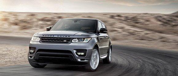 Range Rover Supercharged rental miami
