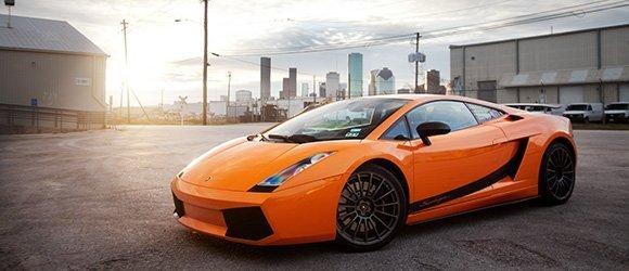 Lamborghini Gallardo rental miami