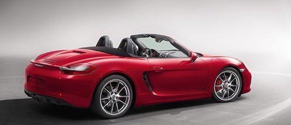Porsche Boxster rental miami