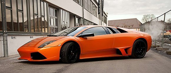 Lamborghini Murcielago LP640 rental miami