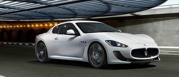Maserati Granturismo Coupe rental miami
