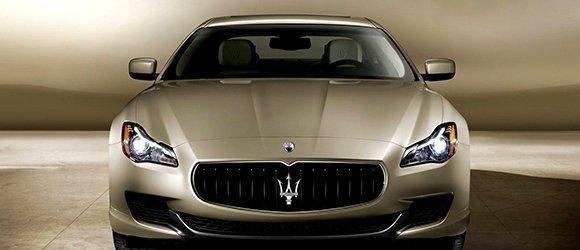 Maserati Quattroporte rental miami