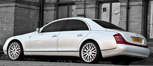 Mercedes Maybach rental miami