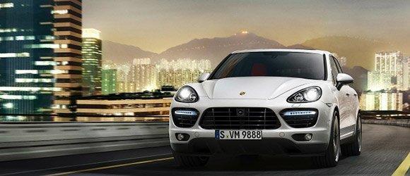 Porsche Cayenne rental miami