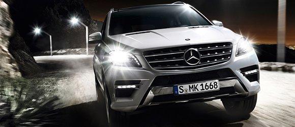 Mercedes Benz ML350 rental miami