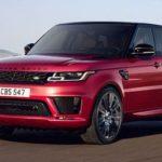 Range Rover HSE Autobiography