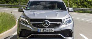 Mercedes Benz GLE 63S AMG