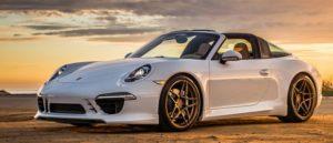 Porsche Carrera Cabriolet