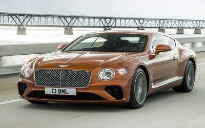 Bentley GT Coupe